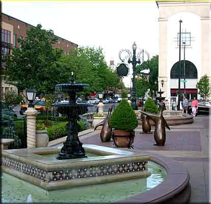 Lynn Fountain Kansas City